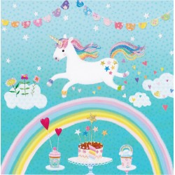 Mila Marquis - Birthday Unicorn
