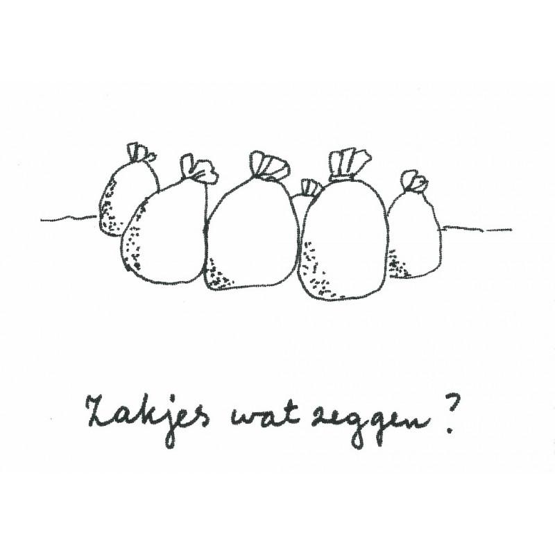 Toon Hermans - Zakjes wat zeggen