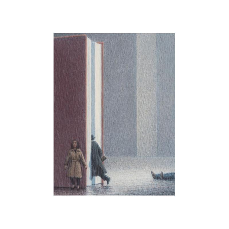 Verhaal in de regen