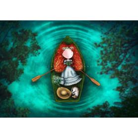 Ila Illustrations - Boat Readings