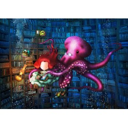 Ila Illustrations - Octopus