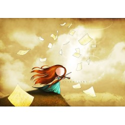 Ila Illustrations - Songs to the wind