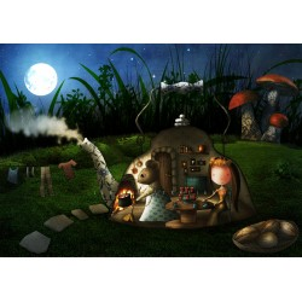 Ila Illustrations - Tea time