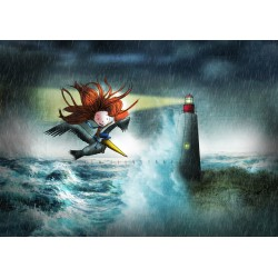 Ila Illustrations - The Lighthouse