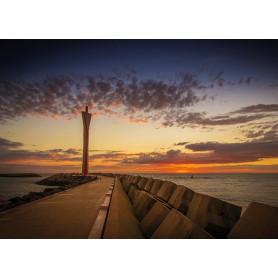 Oostelijke strekdam Oostende