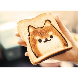 Cutest toast ever