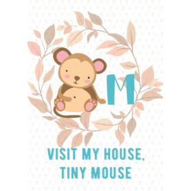 Mouse - Alphabet M