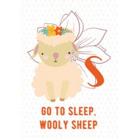 Sheep - Alphabet S