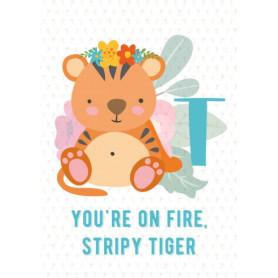 Tiger - Alphabet T
