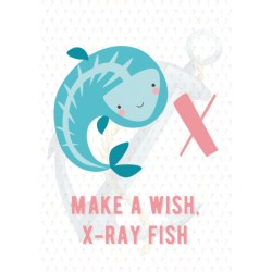 X-Ray Fish - Alphabet X