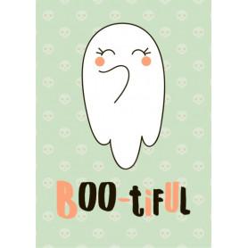 Kitsune Art - Boo-tiful