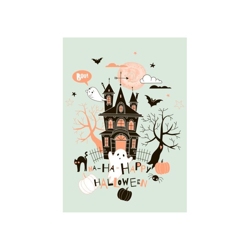 Kitsune Art - Ha-ha-Happy Halloween