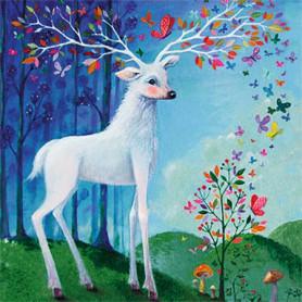 Mila Marquis - White deer