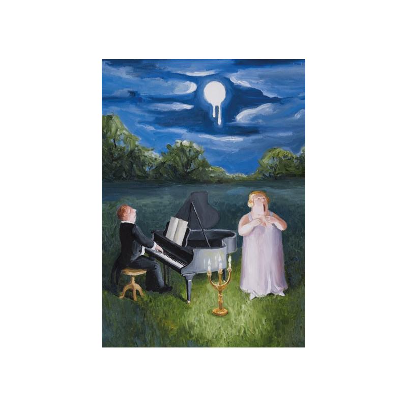 Concert bij maanlicht