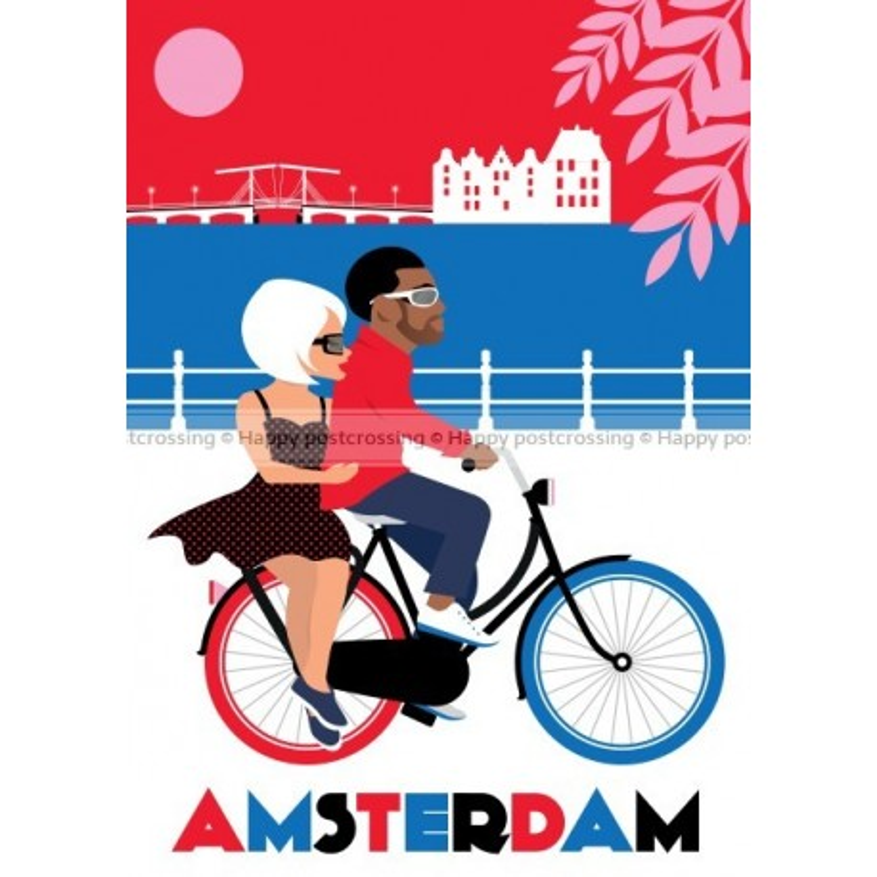 Mingface - Holland bike