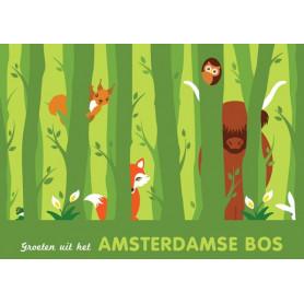 Mingface - Amsterdamse bos