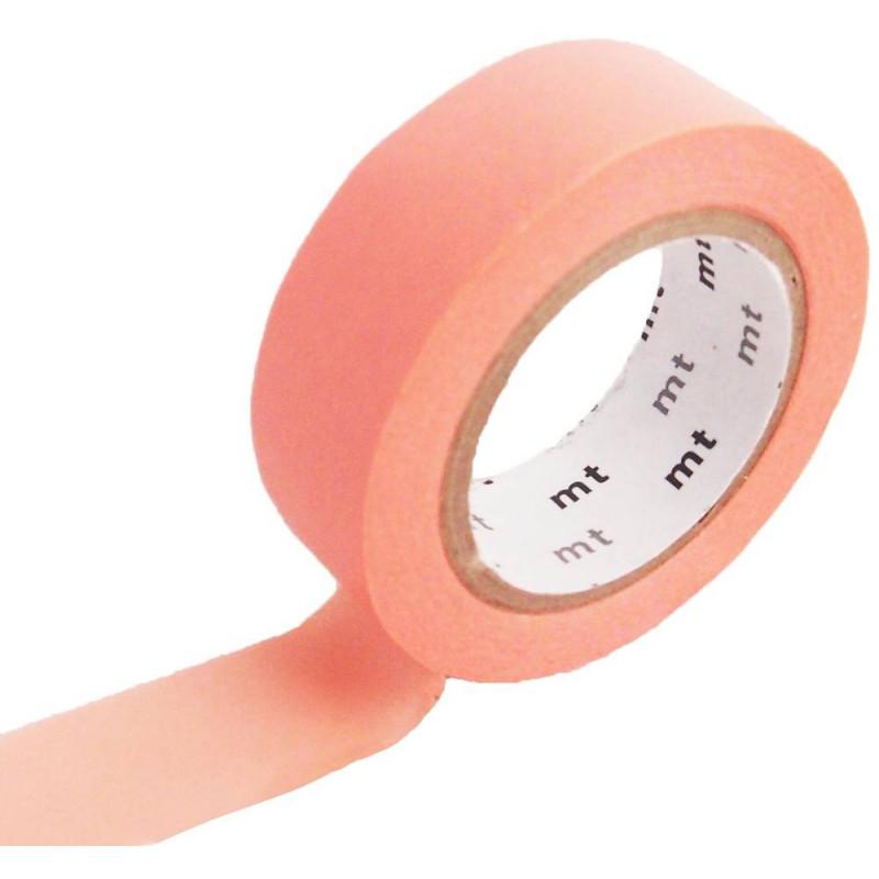 MT Masking Washi tape - Salmon Pink
