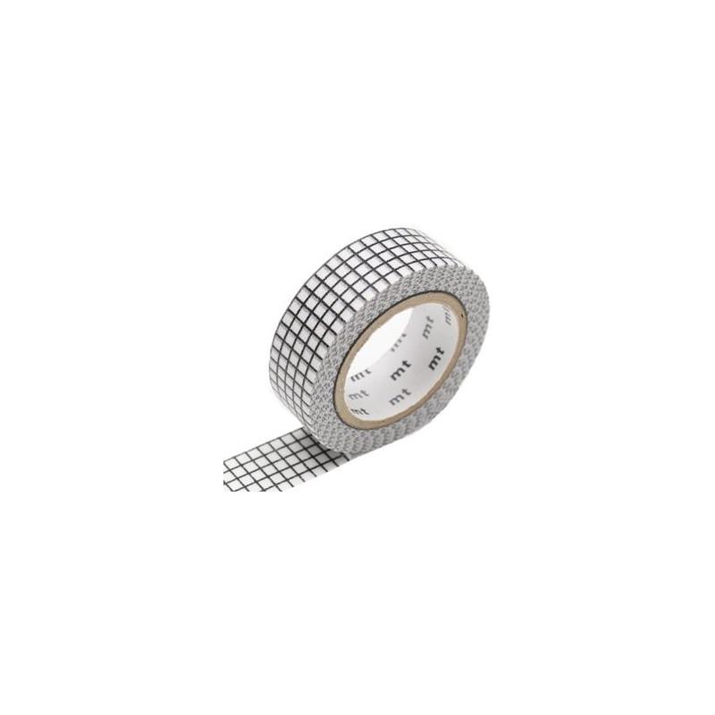MT Masking Washi tape - Hougan black