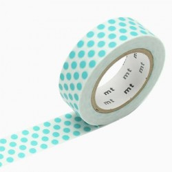MT Masking Washi tape - Dot soda