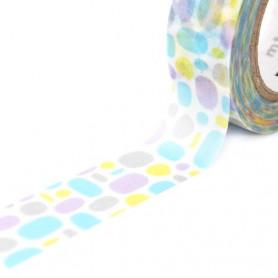 MT Masking Washi tape - Pool blue