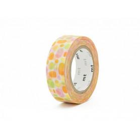 MT Masking Washi tape - Pool orange