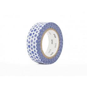 MT Masking Washi tape - Mini flower type