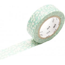 MT Masking Washi tape - Leaf and bird
