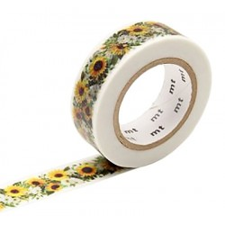 MT Masking Washi tape - Sunflower