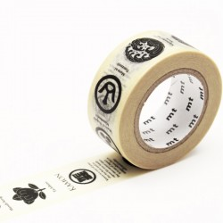 MT Masking Washi tape - Family Crest