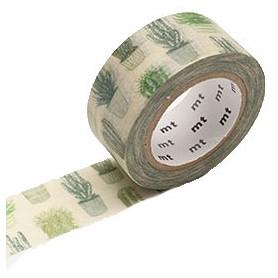 MT Masking Washi tape - Cactus