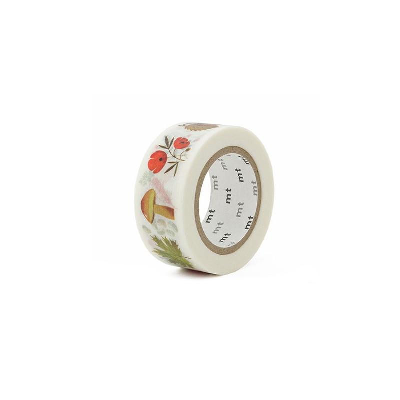 MT Masking Washi tape - Alain Gree Plant