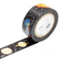 MT Masking Washi tape - Planet