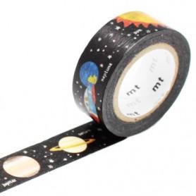 MT Masking Washi tape - Planet