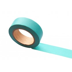 Washi tape - Rooftop Blue