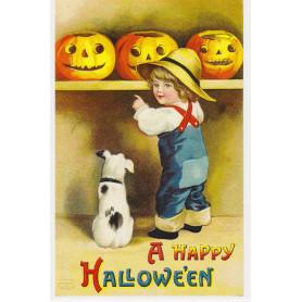 Halloween Greetings - Stew