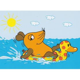 Maus - Zwemmen