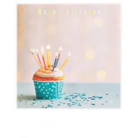 Polacard - Birthday Muffin