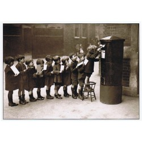 Kids Postcrossing
