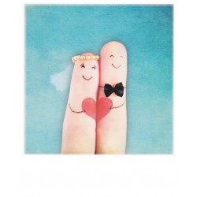 Polarcard - Vingerhuwelijk