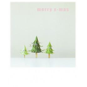 Polarcard - Paper trees