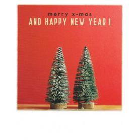 Polacard - Christmas trees