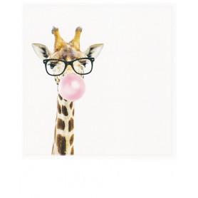 Polacard - Bubblegum Giraffe