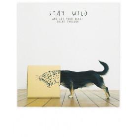 Polarcard - Wild Dog