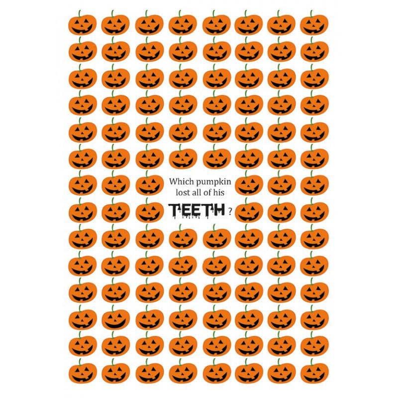 Zoekplaatje - Halloween