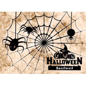 Halloween Snailmail