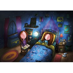 Ila Illustrations - Bedtime Stories