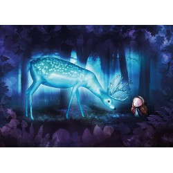 Ila Illustrations - Guardian of the Forest