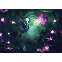Ila Illustrations - Magic Flower