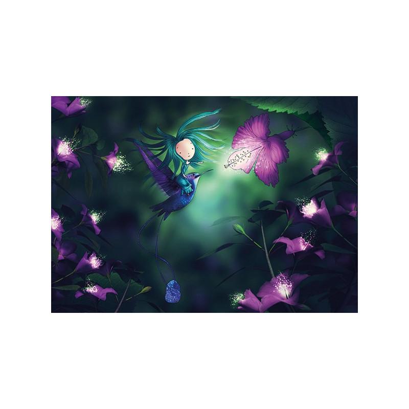 Ila Illustrations - Magic Flower