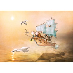 Ila Illustrations - Sailing